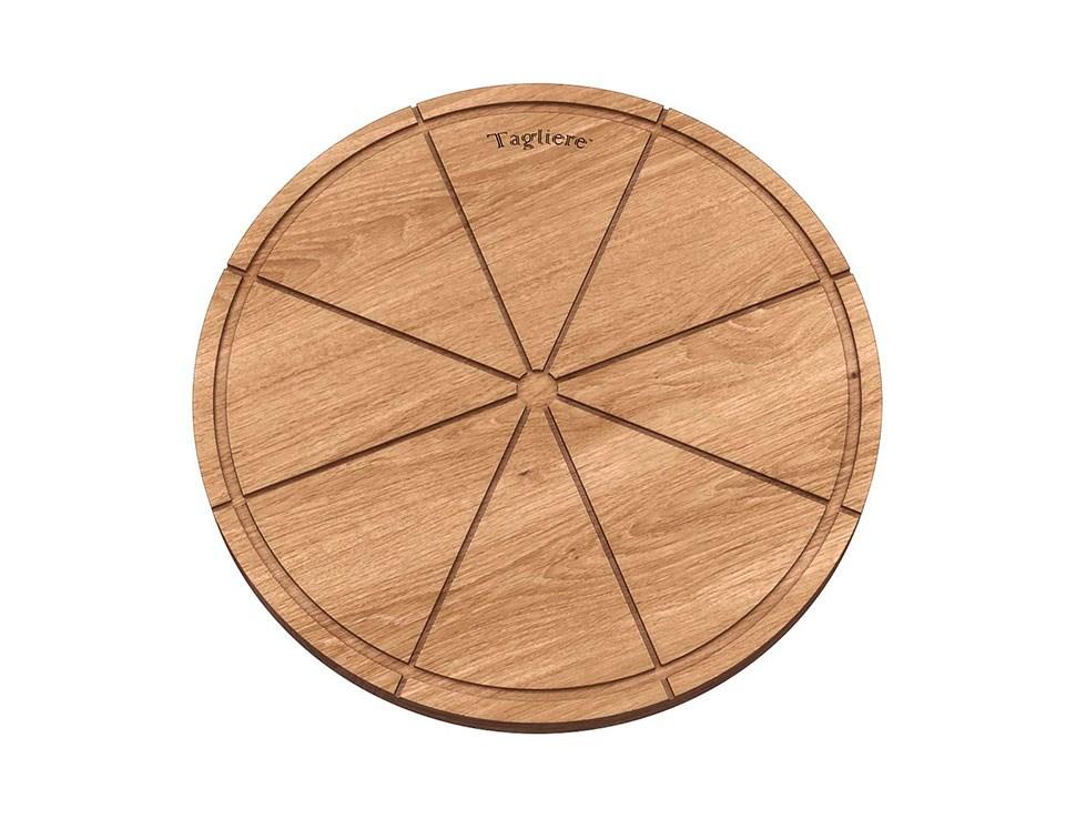 Доска для пиццы 33 см, 4680009858169 - фото 29788