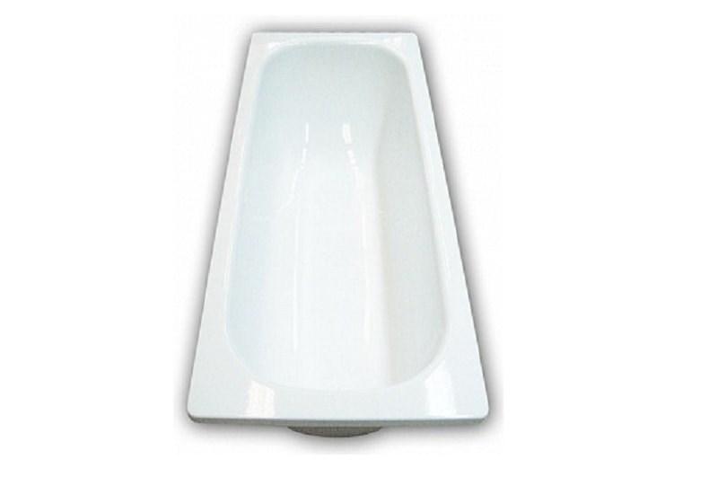 Ванна стальная 1,5*0,7*0,4 (ВИЗ) Reimar полимерная  Белая Орхидея  цв.белый - фото 5257