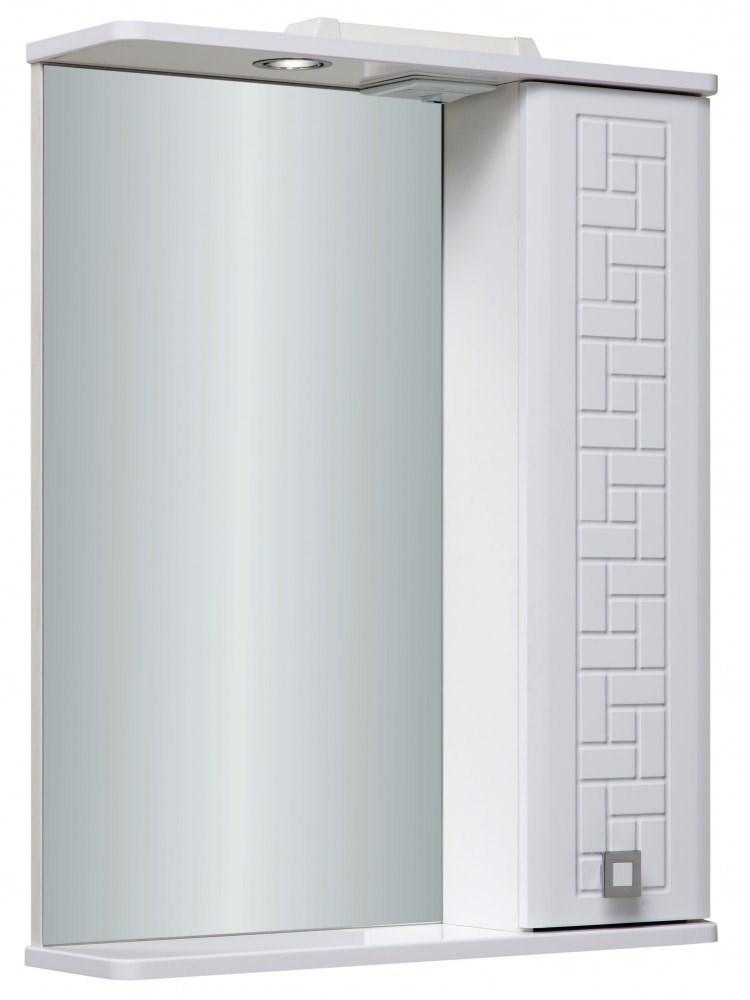 Шкаф зеркальный навесной  Авила 60 - фото 5359