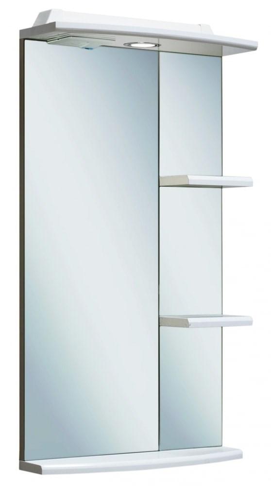 Шкаф зеркальный навесной  Азов 40 - фото 5360