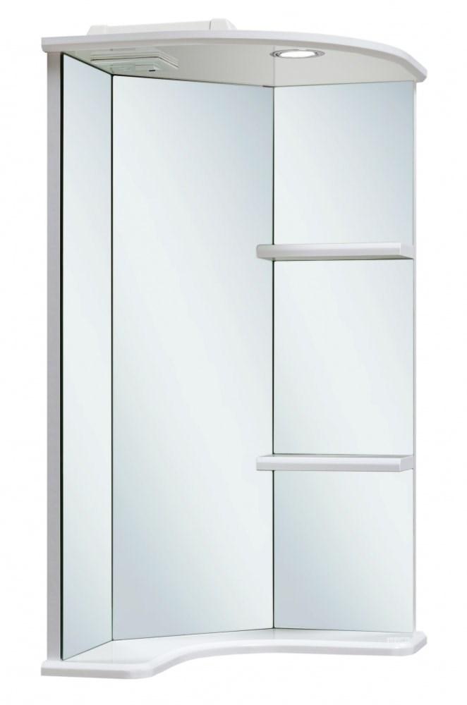 Шкаф зеркальный навесной  Браво 40  /угловой/ - фото 5362