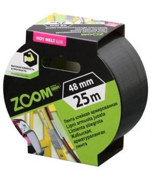 Тканевая клейкая лента ZOOM 48-50 мм х 25 м 4779027537177 - фото 5614