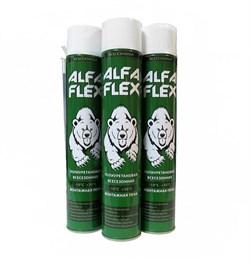 Пена монтажная «ALFA Flex 40» всесезонная, до 40 л, 609 гр - фото 30065