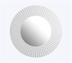 Зеркало в раме Рей белый ø 70 см 4680030565159 - фото 32274