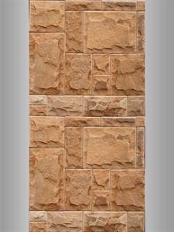 Панель ПВХ камень 6,75м2 0,25х2,7х0,008 (№346) - фото 5024