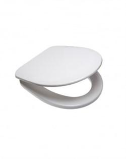 Сиденье для унитаза LUX S дюро/лифт мет.крепл.(Оригинал,Art,Best Lux,Attika Lux,Виктория) - фото 5064