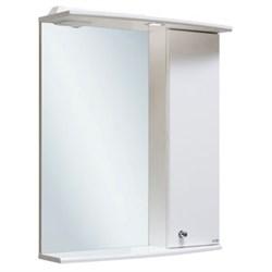 Шкаф зеркальный навесной  Ирис 60  /правый/ - фото 5365