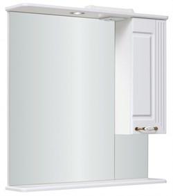 Шкаф зеркальный навесной  Леон 60  /правый/ - фото 5367