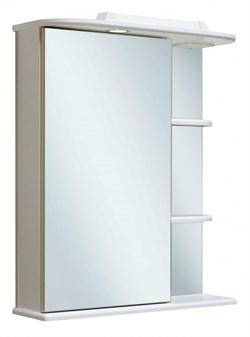 Шкаф зеркальный навесной  Магнолия 50  /левый/ - фото 5368