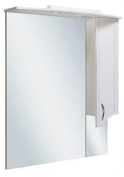 Шкаф зеркальный навесной  Севилья 75 - фото 5372
