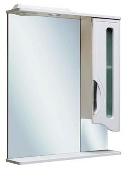 Шкаф зеркальный навесной  Толедо 75  /правый/ - фото 5374