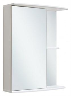 Шкаф зеркальный навесной  Николь 55  /левый/ - фото 5378