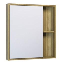 Шкаф зеркальный навесной  Эко 60  /без подсветки/ - фото 5379