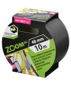 Армированная клейкая лента  ZOOM 48 мм x 25 м - фото 5604