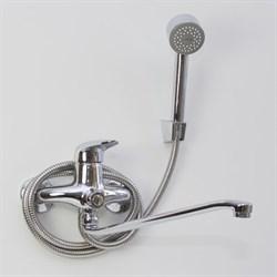 Смеситель для ванны и умывальника 40k MIXLINE ML08-02 - фото 5747