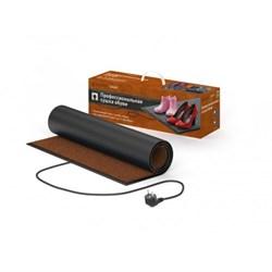 Коврик подогреваемый Теплолюкс-carpet 80х50 коричневый - фото 6295