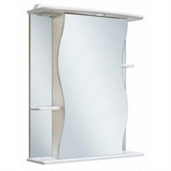 Шкаф зеркальный навесной  Лилия 55  /правый/ - фото 7256