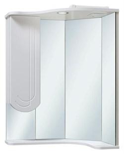 Шкаф зеркальный навесной  Бис 40  /угловой/ левое крыло - фото 7259