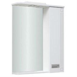 Шкаф зеркальный навесной  Карат 60  /правый/ - фото 7264