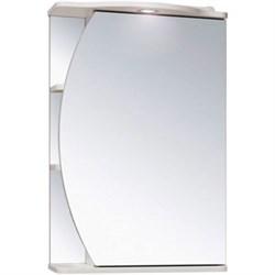 Шкаф зеркальный навесной  Линда 50  /правый/ - фото 7266