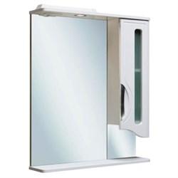 Шкаф зеркальный навесной  Толедо 65  /правый/ - фото 7273