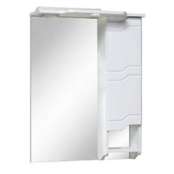 Шкаф зеркальный навесной  Стиль 60 - фото 7274
