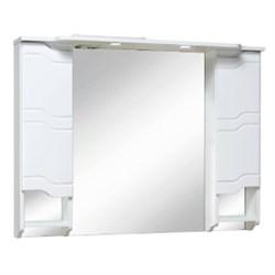 Шкаф зеркальный навесной  Стиль 105 - фото 7275