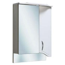 Шкаф зеркальный навесной  Севилья 50 - фото 7276