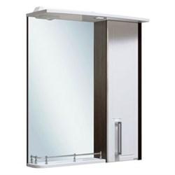 Шкаф зеркальный навесной  Руно Гранада 60  /белый/ - фото 7277