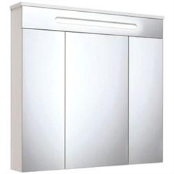 Шкаф зеркальный навесной  Парма 75 - фото 7278