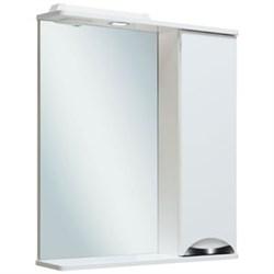 Шкаф зеркальный навесной  Барселона 65  /правый/ - фото 7914