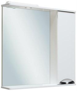 Шкаф зеркальный навесной  Барселона 75  /правый/ - фото 8432