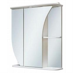 Шкаф зеркальный навесной  Белла 65  /левый/ - фото 8537