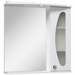 Шкаф зеркальный навесной  Линда Люкс 85  /правый/ - фото 8562
