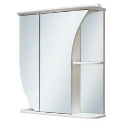 Шкаф зеркальный навесной  Белла 65  /правый/ - фото 8566