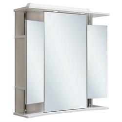 Шкаф зеркальный навесной  Валенсия 75  /правый/ - фото 8572