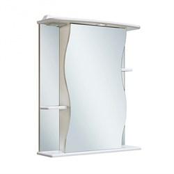 Шкаф зеркальный навесной  Лилия 60  /правый/ - фото 8771