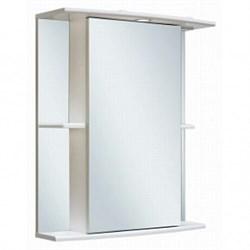 Шкаф зеркальный навесной  Мадрид 60  /правый/ - фото 8776
