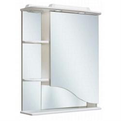 Шкаф зеркальный навесной  Римма 60 - фото 8777
