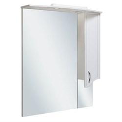 Шкаф зеркальный навесной  Севилья 60 - фото 8784