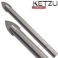 Сверло по стеклу  (керамике) KETZU  4 мм - фото 9178