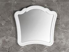 Зеркало Луиджи 90 см Белое