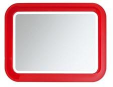 Зеркало Арнелла 120 см Красное