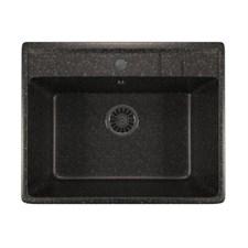 Мойка ML-GM15 черная (308), 495*550*200мм
