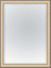 Зеркало Парма серебро 40*50 4607158146053