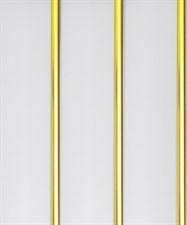 Панель ПВХ софито золото 7,2м2  0,24х3,0х0,008