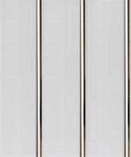 Панель ПВХ софито хром 7,2м2  0,24х3,0х0,008