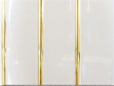 Панели ПВХ софитто S3G зол 3000*240*8мм