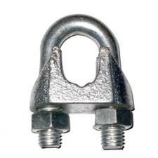 Зажим канатный  М 13 DIN 741 (10шт)