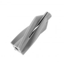 Дюбель пластиковый для газобетона  8х55 белый